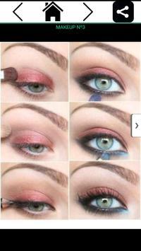 Makeup incredible eyes 2016 apk screenshot