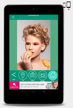 Maquillar los ojos fácilmente. apk screenshot