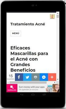 Mascarillas Para el Acné - Naturales y Eficaces screenshot 2