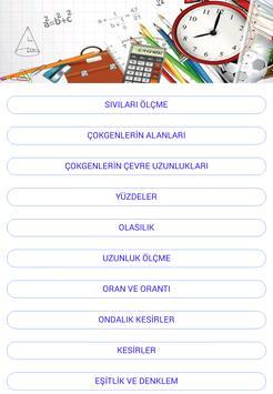 Matematik | 6.SINIF screenshot 5