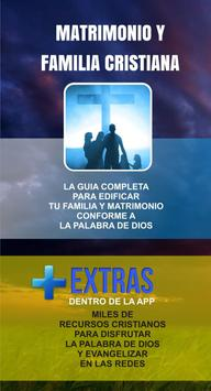 Matrimonio y Familia Cristiana poster