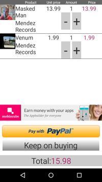 Mendez Records Shopping Center screenshot 2