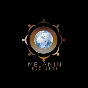 Melanin Business poster