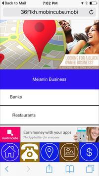 Melanin Business apk screenshot