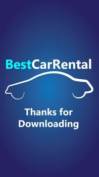 Melbourne Car Rental, Australia poster