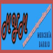 Mercería Barrio Tienda Online icon