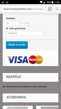 Mercería Barrio Tienda Online screenshot 4
