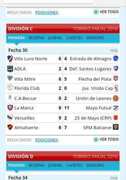 Metro Futsal apk screenshot