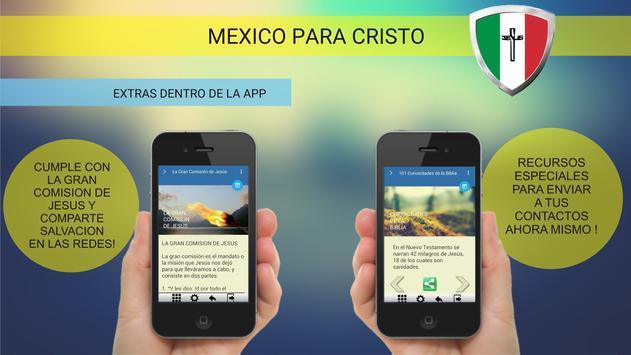 Mexico para Cristo screenshot 4