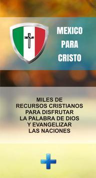 Mexico para Cristo poster