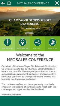 MFC Conference screenshot 1
