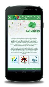 Mi Farmacia de Guardia Las Palmas poster