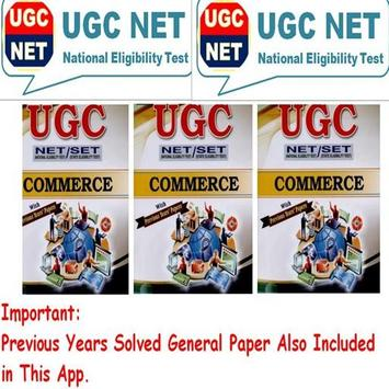 Mission UGC Net Commerce poster