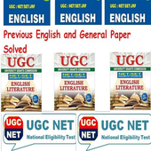 Mission UGC Net English icon