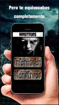 Monstruos y seres de Halloween apk screenshot
