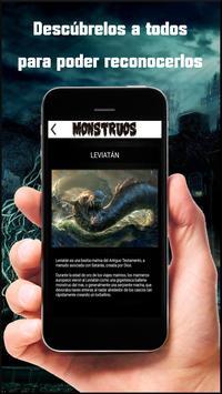 Monstruos y seres screenshot 3