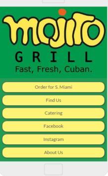 Mojito Grill poster