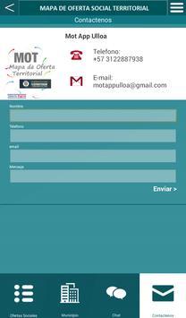 Mot App Ulloa screenshot 6