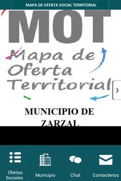 Mot App Zarzal poster