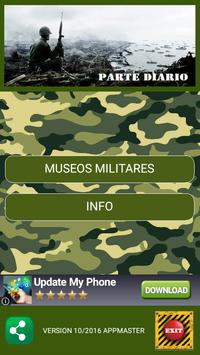 Museos Militares y Aviación poster