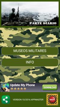 Museos Militares y Aviación apk screenshot