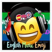 emoji music icon