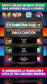 emoji music poster