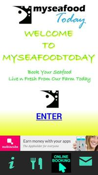MYSEAFOODTODAY poster