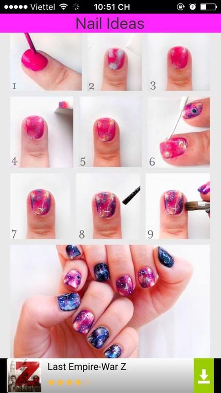 Nail Art Tutorial Step By Step Apk Download Free Lifestyle App For