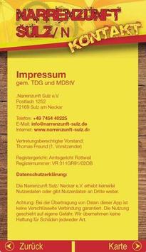 Narrenzunft Sulz/ N. e.V. screenshot 5