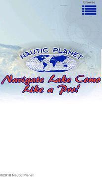 Nautic Planet poster