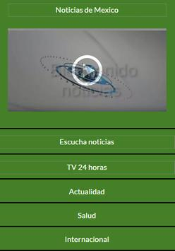 Noticias Mexico poster