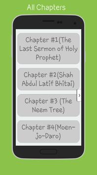 English & Sindhi (9th) apk screenshot