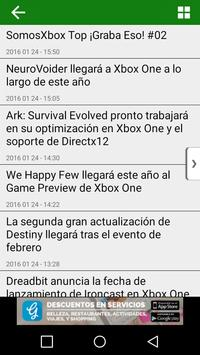 Noticias sobre Xbox One screenshot 18