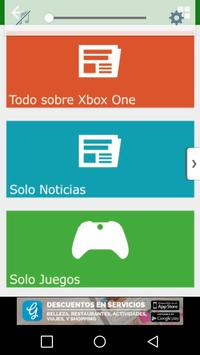 Noticias sobre Xbox One screenshot 1