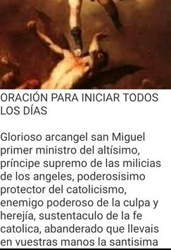 Novena Arcángel San Miguel apk screenshot