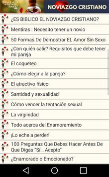 Noviazgo Cristiano screenshot 1
