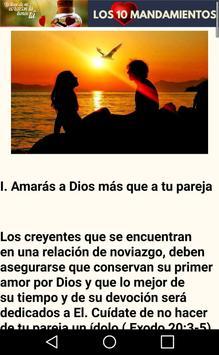 Noviazgo Cristiano screenshot 3