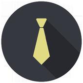 Nudos para corbata icon