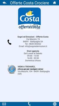 Offerte Costa Crociere screenshot 2