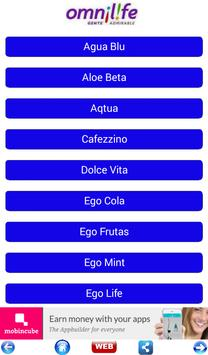 Omnilife Productos apk screenshot