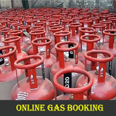 Online Gas Booking icon