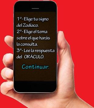 ORACULO apk screenshot