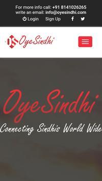 Oye Sindhi screenshot 1
