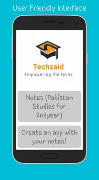 Pakistan Studies (12th) poster