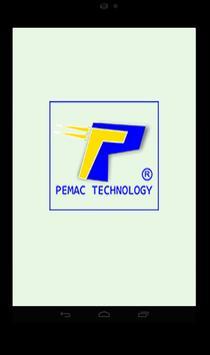 PEMAC TECHNOLOGY PORTFOLIO poster