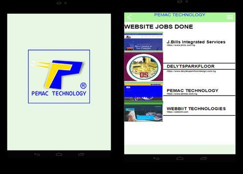 PEMAC TECHNOLOGY PORTFOLIO screenshot 5