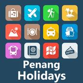 Penang Holidays, Malaysia icon