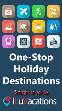 Perth Vacation, Australia poster
