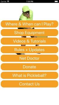 Pickleball Locator 2.0.2 poster